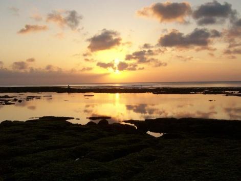 Bingin sunset