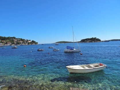 Croatia hvar water