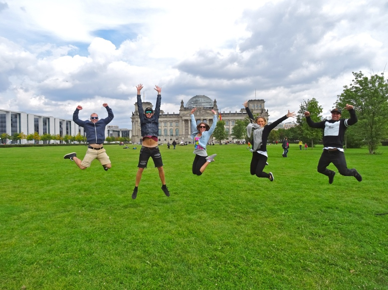 Jumping berlin