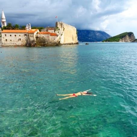 Montenegro: Budva