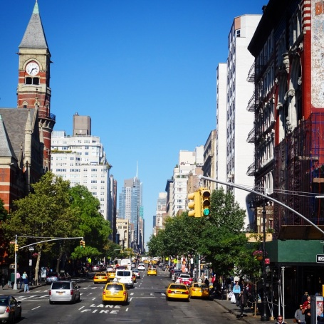 USA: NYC Street Scene