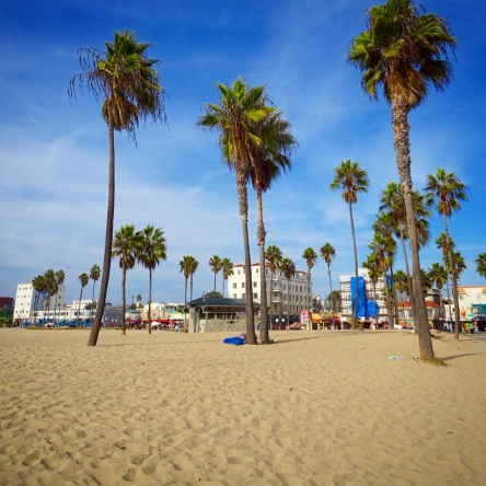 USA: Venice Beach, California