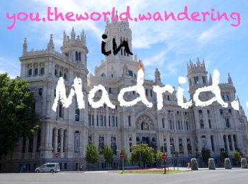 Madrid Video Cover