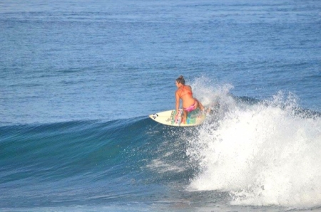 Surfing Cokes