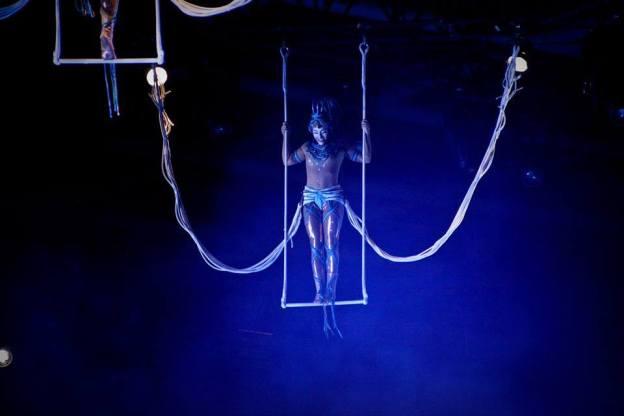 Leah Christiana Cirque de Soleil