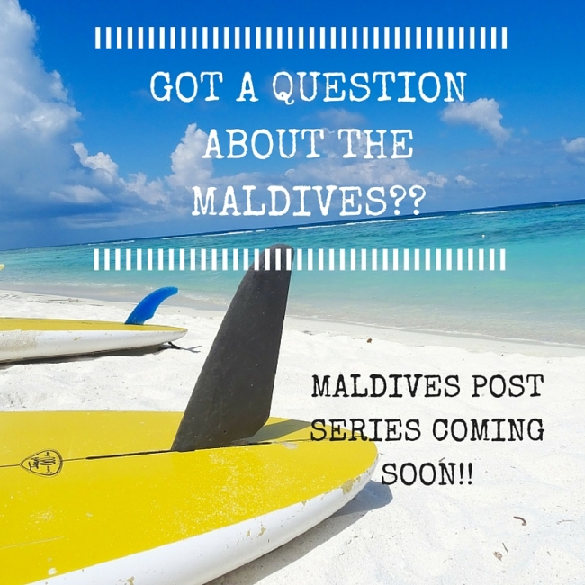The Maldives Post Series you.theworld.wandering