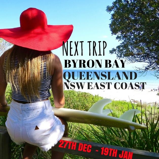 you.theworld.wandering Byron Bay