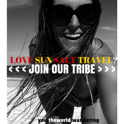 you.theworld.wandering JOIN OUR TRIBE